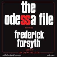 Odessa File - Frederick Forsyth - audiobook