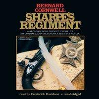 Sharpe's Regiment - Bernard Cornwell - audiobook