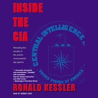 Inside the CIA - Ronald Kessler - audiobook