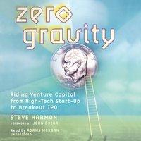 Zero Gravity - Steve Harmon - audiobook