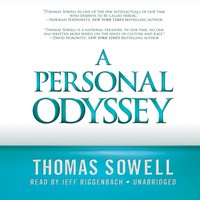 Personal Odyssey - Thomas Sowell - audiobook
