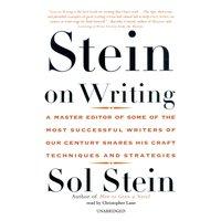 Stein on Writing - Sol Stein - audiobook