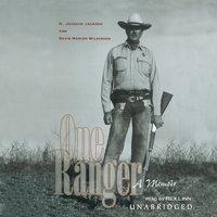 One Ranger - H. Joaquin Jackson - audiobook