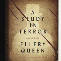 Study in Terror - Ellery Queen - audiobook