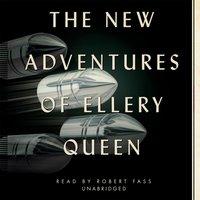 New Adventures of Ellery Queen - Ellery Queen - audiobook