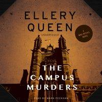 Campus Murders - Ellery Queen - audiobook