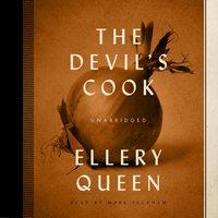 Devil's Cook - Ellery Queen - audiobook