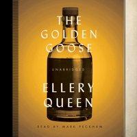 Golden Goose - Ellery Queen - audiobook