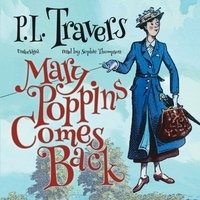 Mary Poppins Comes Back - P. L. Travers - audiobook
