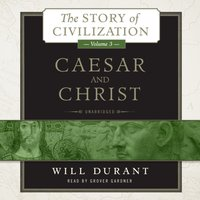 Caesar and Christ - Will Durant - audiobook
