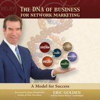 DNA of Business for Network Marketing - Eric Golden - audiobook