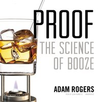 Proof - Adam Rogers - audiobook