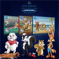 Salty Splashes Collection, Vol. 1 - J. Z. Bingham - audiobook