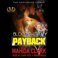 Blood, Sweat, and Payback - Wahida Clark - audiobook