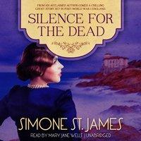 Silence for the Dead - Simone St. James - audiobook