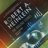 Rolling Stones - Robert A. Heinlein - audiobook