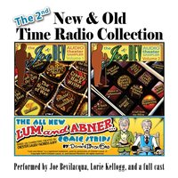 2nd New & Old Time Radio Collection - Joe Bev - audiobook