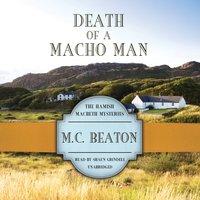 Death of a Macho Man - M. C. Beaton - audiobook