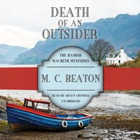 Death of an Outsider - M. C. Beaton - audiobook