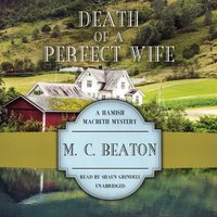 Death of a Perfect Wife - M. C. Beaton - audiobook