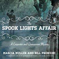 Spook Lights Affair - Marcia Muller - audiobook