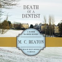 Death of a Dentist - M. C. Beaton - audiobook
