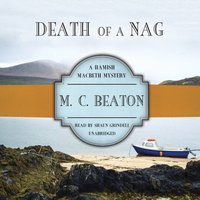 Death of a Nag - M. C. Beaton - audiobook