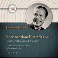 Inner Sanctum Mysteries, Vol. 1 - Opracowanie zbiorowe - audiobook