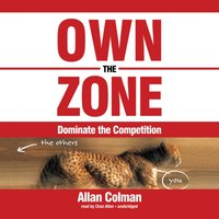 Own the Zone - Allan Colman - audiobook