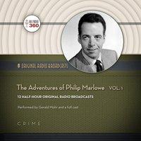 Adventures of Philip Marlowe, Vol. 1 - Opracowanie zbiorowe - audiobook
