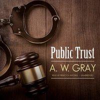 Public Trust - A. W. Gray - audiobook