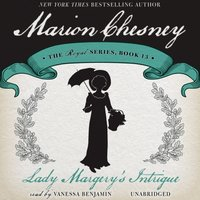 Lady Margery's Intrigue - M. C. Beaton writing as Marion Chesney - audiobook