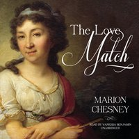 Love Match - M. C. Beaton writing as Marion Chesney - audiobook