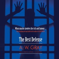 Best Defense - A. W. Gray - audiobook