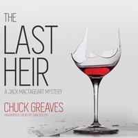 Last Heir - Chuck Greaves - audiobook
