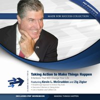 Taking Action to Make Things Happen - Opracowanie zbiorowe - audiobook