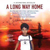 Long Way Home - Saroo Brierley - audiobook