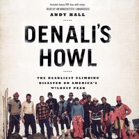 Denali's Howl - Andy Hall - audiobook