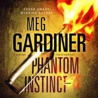 Phantom Instinct - Meg Gardiner - audiobook