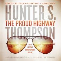 Proud Highway - Hunter S. Thompson - audiobook
