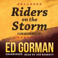Riders on the Storm - Ed Gorman - audiobook