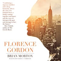 Florence Gordon - Brian Morton - audiobook