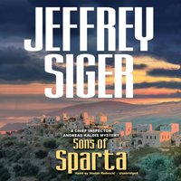Sons of Sparta - Jeffrey Siger - audiobook