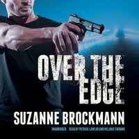 Over the Edge - Suzanne Brockmann - audiobook