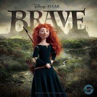 Brave - Disney Press - audiobook