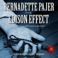 Edison Effect - Bernadette Pajer - audiobook