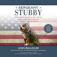 Sergeant Stubby - Ann Bausum - audiobook