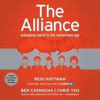 Alliance - Reid Hoffman - audiobook