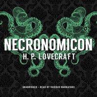 Necronomicon - H. P. Lovecraft - audiobook