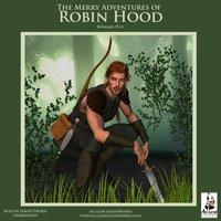 The Merry Adventures of Robin Hood - Howard Pyle - audiobook